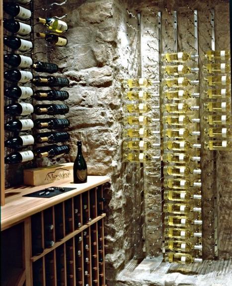 Porte bouteille design - Porte bouteille vin mural ...